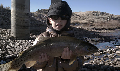 Wyoming fly fishing report north platte lodge for North platte fishing report