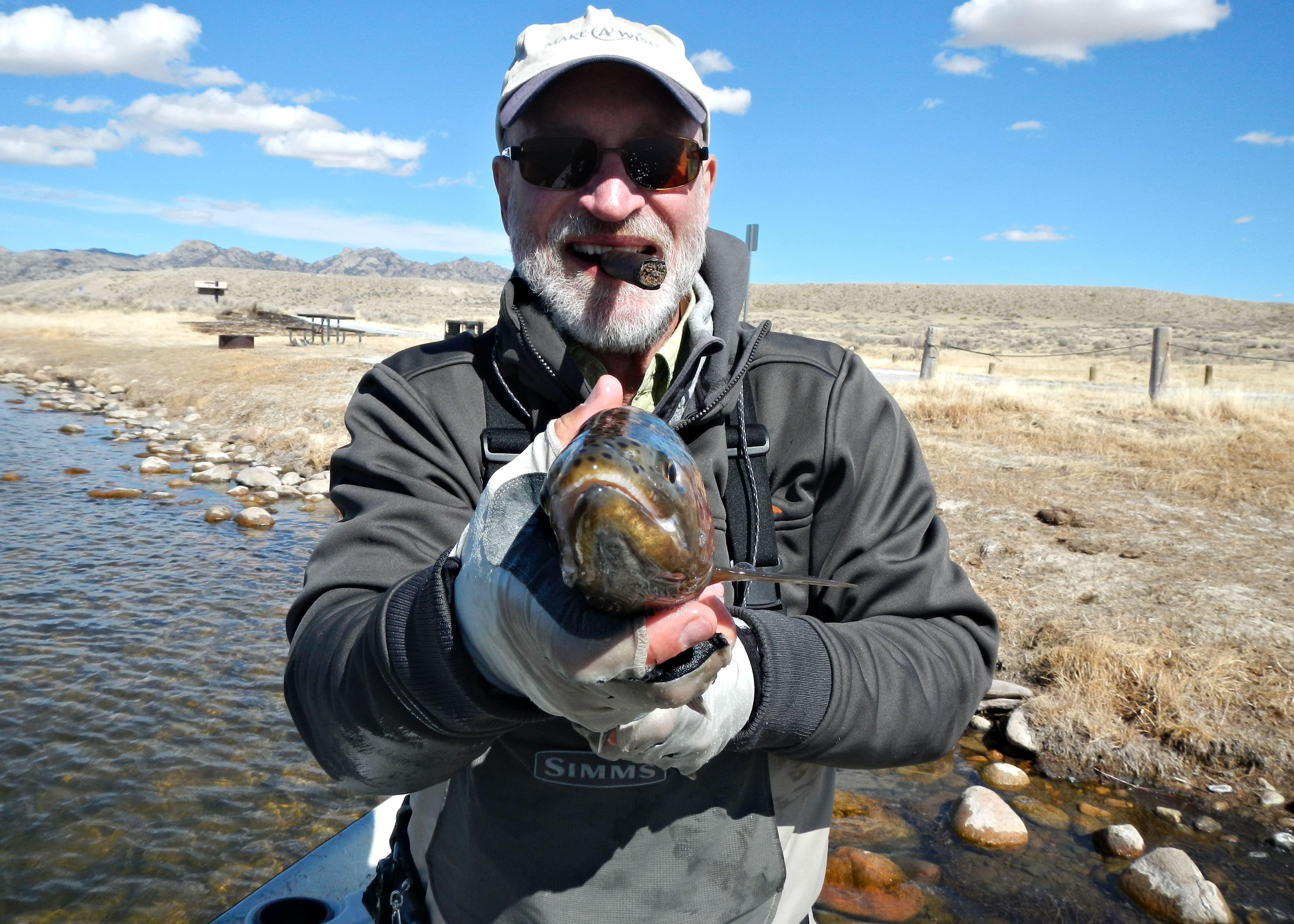 Fly Fishing Near Casper Wy North Platte Lodge