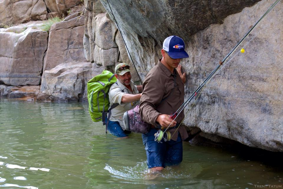 Wyoming fly fishing guide report north platte lodge for North platte fishing report