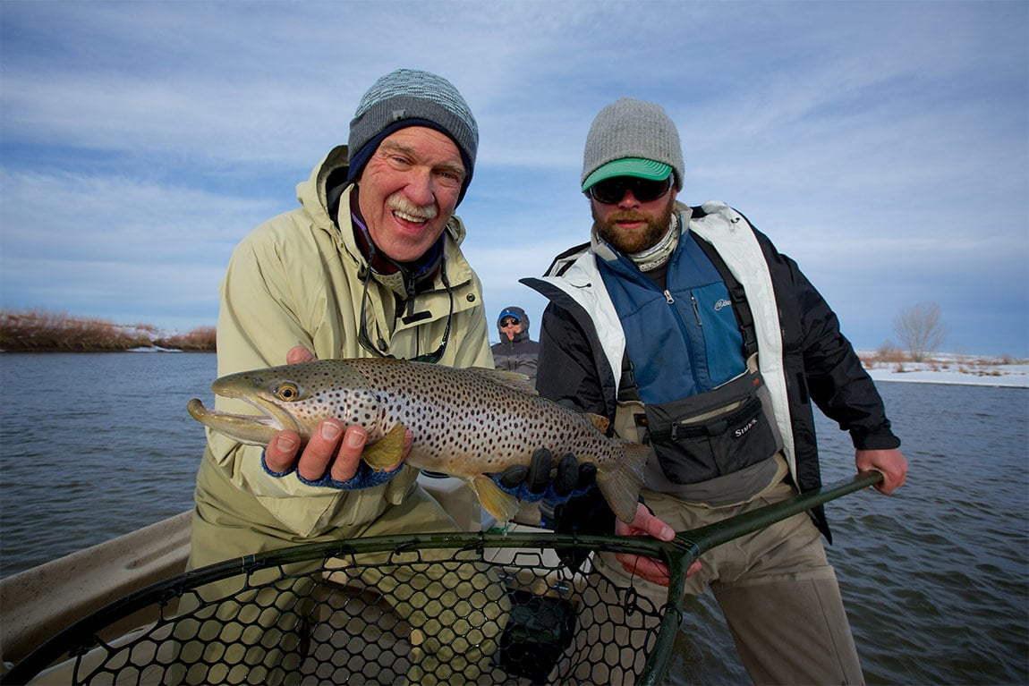 Catching-A-Monter-Trout-On-GreyReef