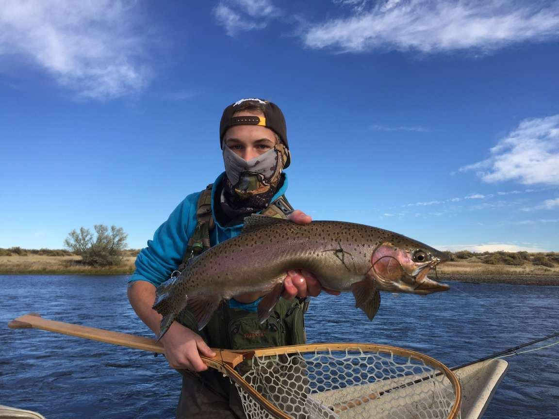 Wyoming 39 s best fly fishing north platte lodge for Casper wyoming fly fishing