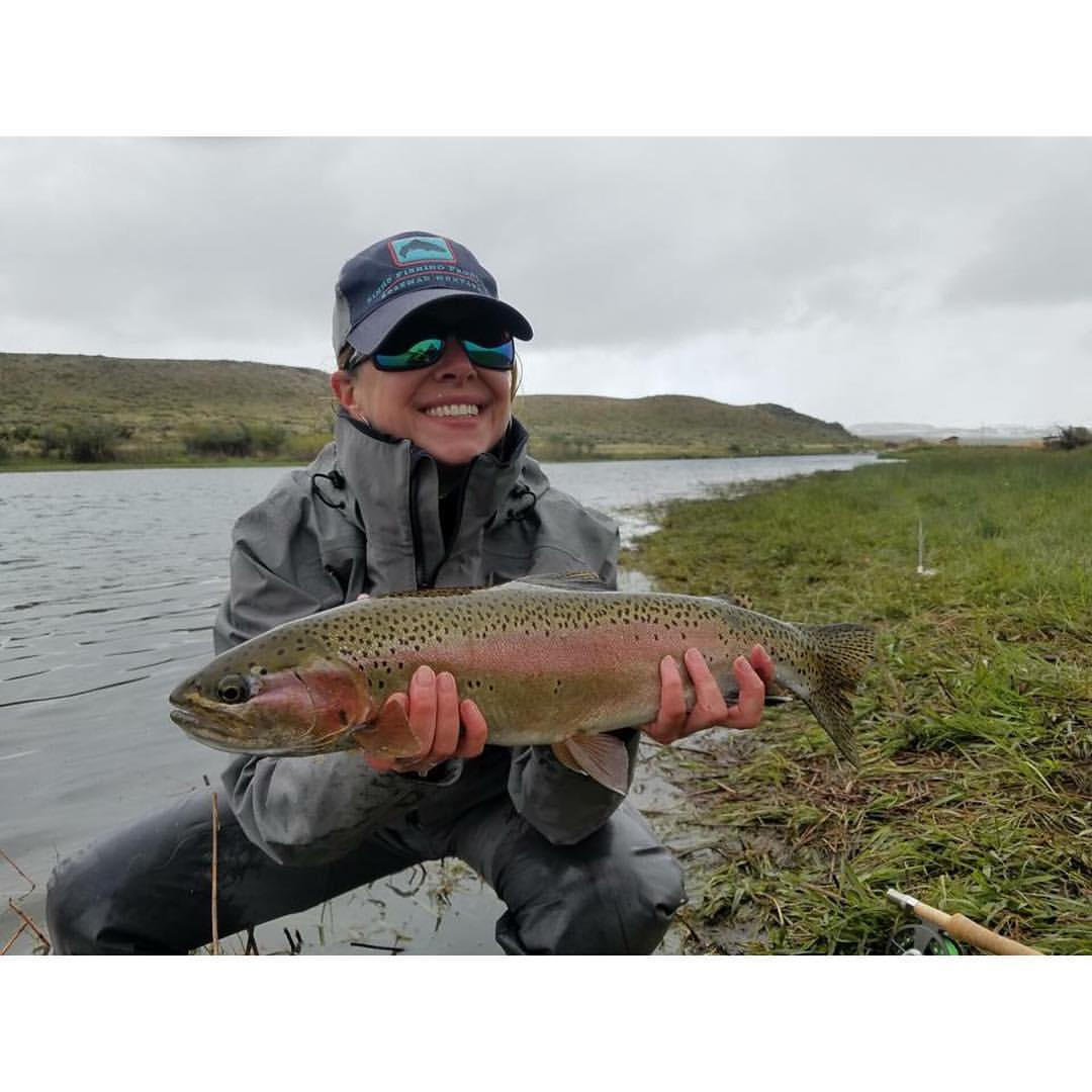Chart topping central wyoming fly fishing north platte lodge for North platte fishing report